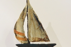 Kinetic Sculpture- Sailboat $88