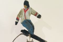 Kinetic Sculpture - Ski/Snowboard $98